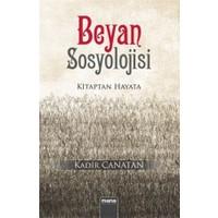 Beyan Sosyolojisi
