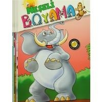 Neşeli Boyama Serisi (6 Kitap Takım)