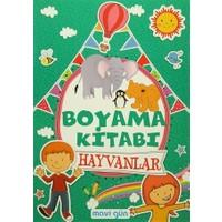 Boyama Kitabı Hayvanlar