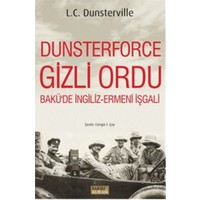 Dunsterforce Gizli Ordu