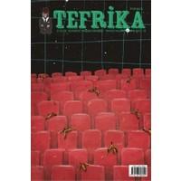 Tefrika 2 Aylık Edebiyat Mizah Dergisi Sayı : 13 Mayıs-Haziran 2016