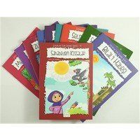 Çocuklar İçin Sahabe Serisi (10 Kitap Takım)