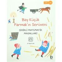 Bay Küçük Parmak'ın Serüveni - Sihirli Matematik Masalları 21