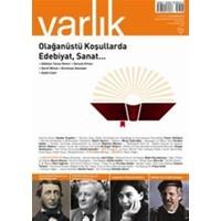 Varlık Aylık Edebiyat ve Kültür Dergisi Sayı: 1308 - Eylül 2016