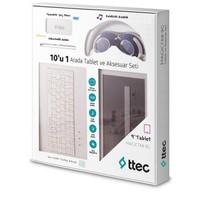 """Ttec Magıctab 9"""" Tablet Ve Aksesuar Seti"""