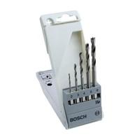 Bosch Ahşap Matkap Ucu Set 2-6 Mm 1/4 Hex Şaft 2608595525