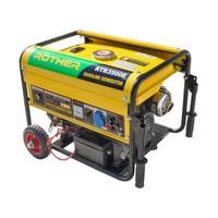 Rother Rtr3500E Benzinli Jeneratör 2,5/2,7 Kva Marşlı