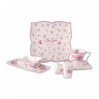 Karaca 32 Parça Rose Garden Porselen Kahvaltı Takımı