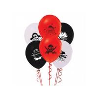 Korsan Baskılı Balon - 100 Adet