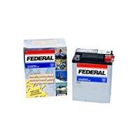 Federal Power Sport ETX15L 12V 14 Amper Agm Akü