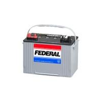 Federal 8A27M 12V 100 Amper Solar Agm Akü