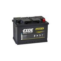 Exide ES900 12V 80Ah Bakımsız Solar Jel Akü
