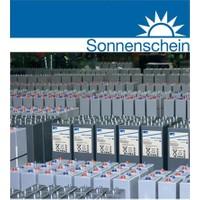 Sonnenschein A612/150 12V 137 Amper Solar Jel Akü