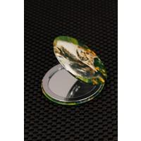 Çınar E-Ticaret Kedi Figürlü Cep Aynası