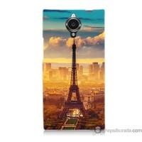 Teknomeg General Mobile Discovery Elite Kapak Kılıf Eyfel Ve Paris Baskılı Silikon