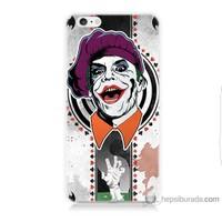 Teknomeg iPhone 6 Plus Kapak Kılıf Joker 21 Baskılı Silikon