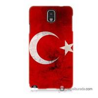 Teknomeg Samsung Galaxy Note 3 Kapak Kılıf Türkiye Baskılı Silikon