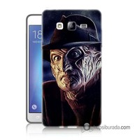 Teknomeg Samsung Galaxy On 7 Kapak Kılıf Fredi Baskılı Silikon