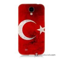Teknomeg Samsung Galaxy S4 Kapak Kılıf Türkiye Baskılı Silikon