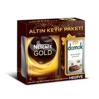 Nescafe Gold 200g Eko + Damak 90g