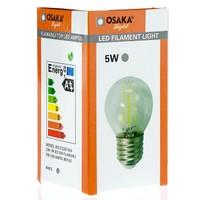 Osaka Light 5w-50watt Led Flamanlı G45 Top Ampül E27 Beyaz