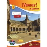 Vamos İn Spanish 1 +Cd