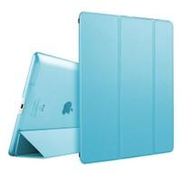 İdealtrend Samsung Galaxy Tab 3 Lite T116 360 Derece Dönebilen Beyaz Stand Kılıf