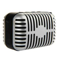 Kny Baseus Retro Serisi Bluetoothlu Speaker Gri