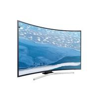 Samsung 55KU7350 Smart (Tizen) Dahili UHD Uydu Alıcı Curved UHD 4K TV