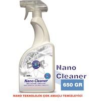 Nano Clean Max 650 Ml Çok Amaçlı Temizleyici Leke Çıkarıcı