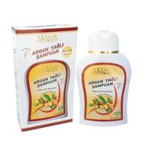 Akışık Argan Yağlı Şampuan 350 Ml Vitamin B5 Katkılı Bitkisel