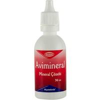 Biyoteknik Avimineral Mineral Çözelti 30 Cc.