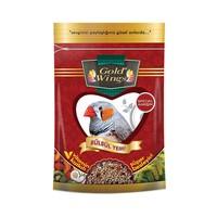 GoldWings Gold Wings Bülbül Kuş Yemi 400 Gr. (Koli) 10 Lu