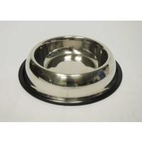 Fatih-Pet Asb-16 Belly Shape Bowls 16 Oz /Çelik Mama Kabı