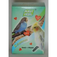 Global Mavi-Yeşil Kızıştırıcı Muhabbet Kuşu Yemi 200 Gr