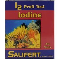 Salifert Akvaryum İyot Profi Testi (I2)