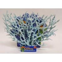 Veny'S Dc2Bw Mavi&Beyaz Mercan Akvaryum Dekoru