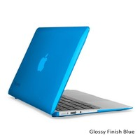"Speck Smartshell Macbook Air 11"" Koruma Kılıf - Glossy Finish Blue"