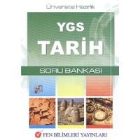 Fen Bilimleri Yayınları Ygs Üniversiteye Hazırlık Tarih Soru Bankası
