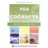 Fen Bilimleri Yayınları Ygs Üniversite Hazırlık Coğrafya Soru Bankası