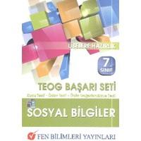 Fen Bilimleri Yayınları Teog 7.Sınıf Liselere Hazırlık Başarı Seti Sosyal Bilgiler