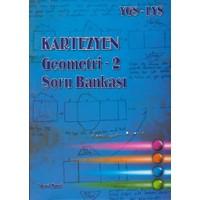 Kartezyen Eğitim Yayınları Ygs-Lys Geometri 2 Soru Bankası Mavi Seri