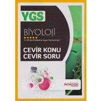 İnovasyon Yayıncılık Ygs Biyoloji Çevir Konu Çevir Soru