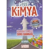 Ab Yayınları Ygs Kimya Kavram Temelli Soru Bankası