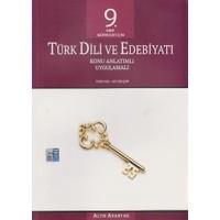Altın Anahtar Yayınları 9. Sınıf Türk Dili Ve Edebiyatı Konu Anlatımlı Uygulamalı