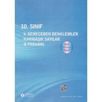 Sonuç Yayınları 10. Sınıf 2. Dereceden Denklemler Karmaşık Sayılar-Parabol