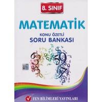 Fen Bilimleri Yayınları 8. Sınıf Matematik Konu Özetli Soru Bankası