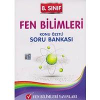 Fen Bilimleri Yayınları 8. Sınıf Fen Bilimleri Konu Özetli Soru Bankası