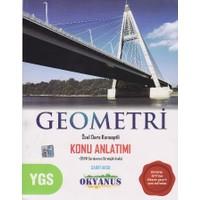 Okyanus Yayınları Ygs Geometri Özel Ders Konseptli Konu Anlatımlı
