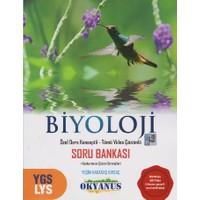 Okyanus Yayınları Ygs Lys Biyoloji Özel Ders Konseptli Tümü Video Çözümlü Soru Bankası